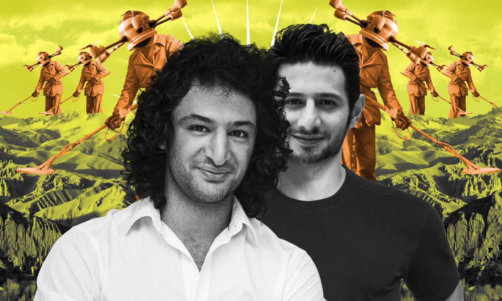Les frères Hassani