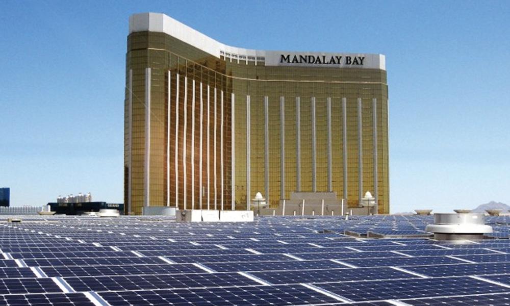 Las Vegas, première municipalité américaine 100% électriquement verte
