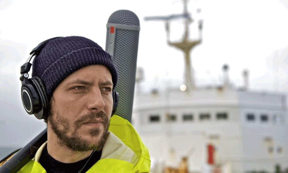 Complètement givré : enregistrer de la musique électro au Groenland par -25°C