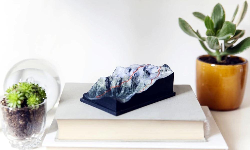 Nicetrails transforme vos souvenirs de randonnée en maquette 3D