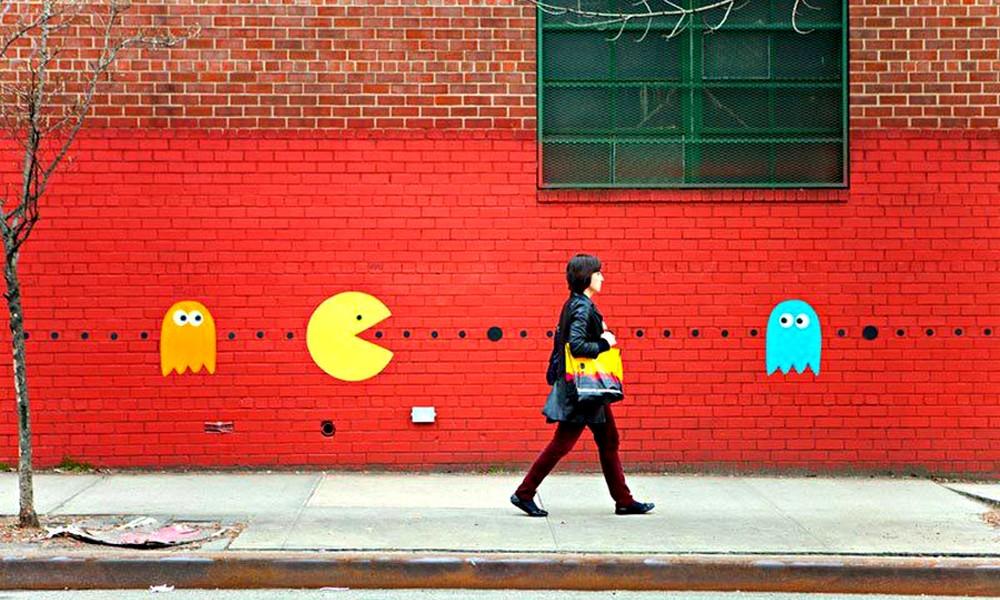 Et si on jouait à Pacman sur Google Maps ?