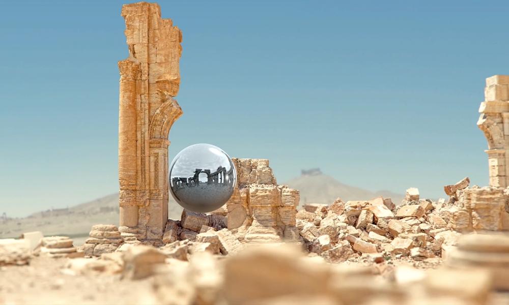 La réalité augmentée au chevet des splendeurs du Moyen-Orient