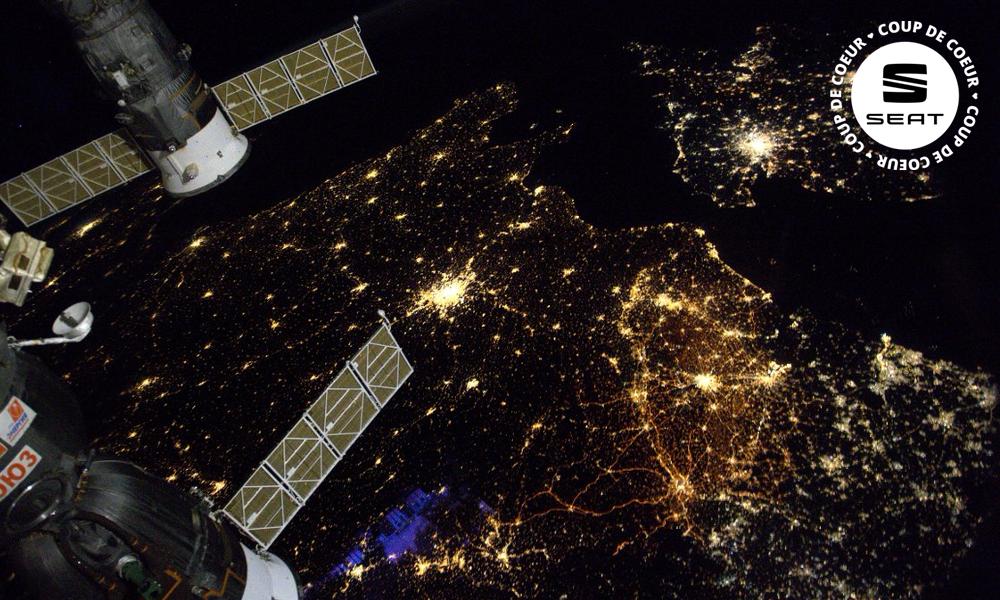 Les 10 photos les plus dingues de Thomas Pesquet dans l'espace