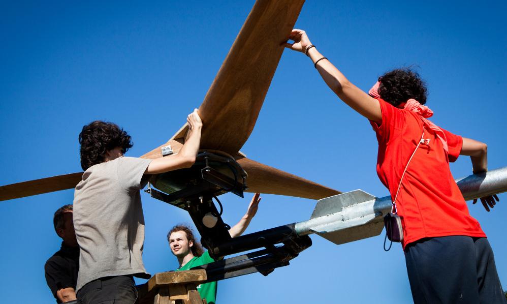 Apprenez à monter votre propre éolienne comme un meuble IKEA