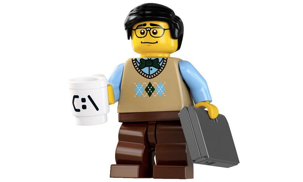 Université cherche Prof de LEGO pour reconstruire l'éducation