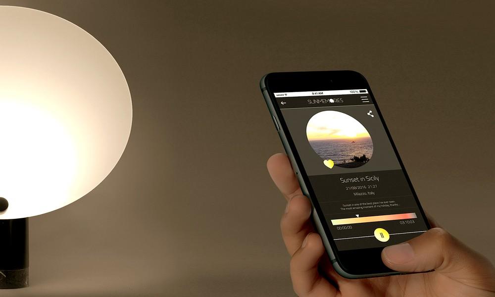 Une lampe pour reproduire la lumière du soleil chez soi
