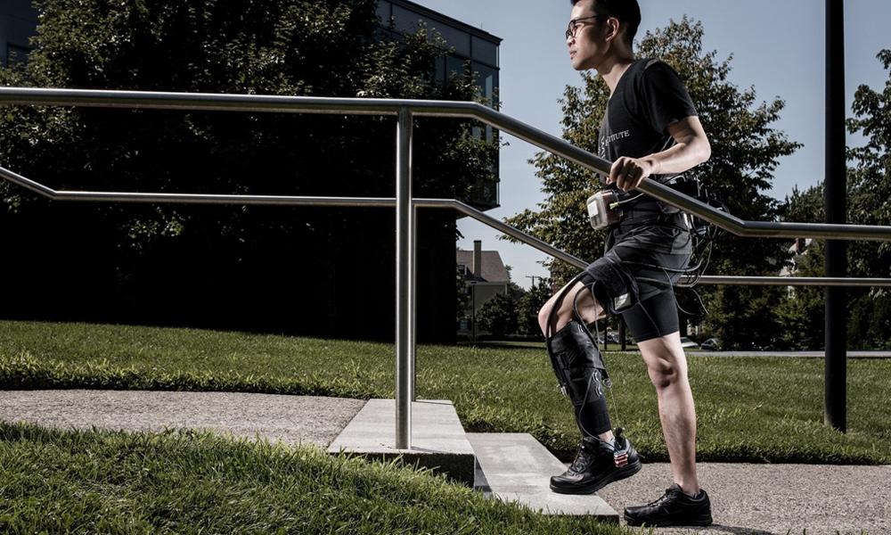 Devenez un homme bionique grâce à cet exosquelette