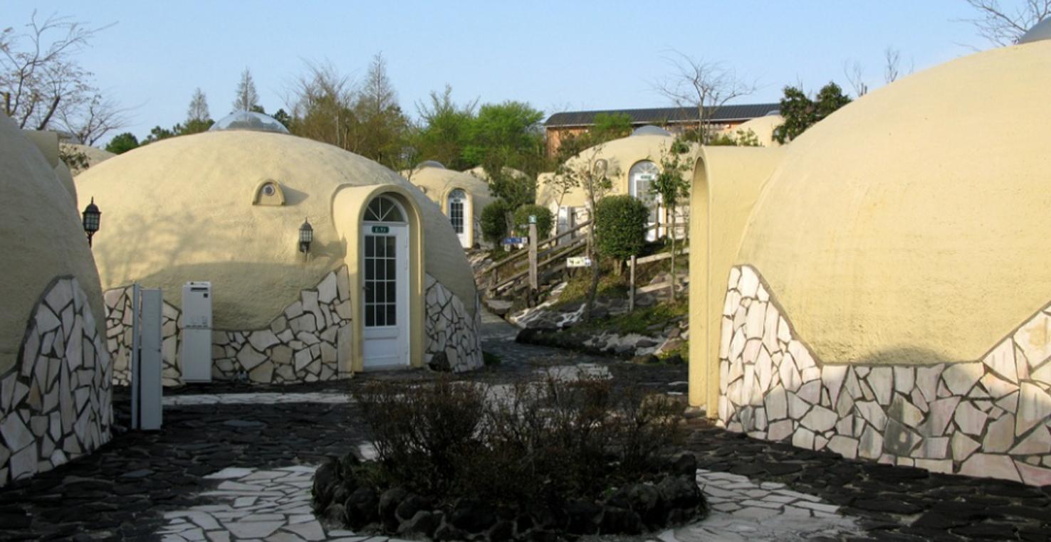 Contre les séismes, le japon adopte des maisons en polystyrène