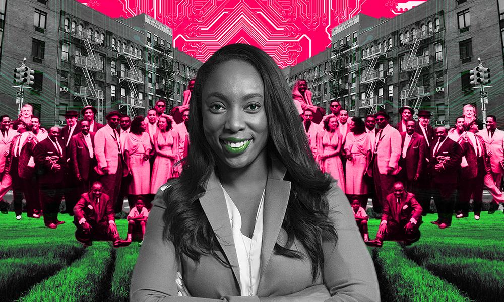 Jessica O. Matthews, elle veut faire d'Harlem la nouvelle Silicon Valley
