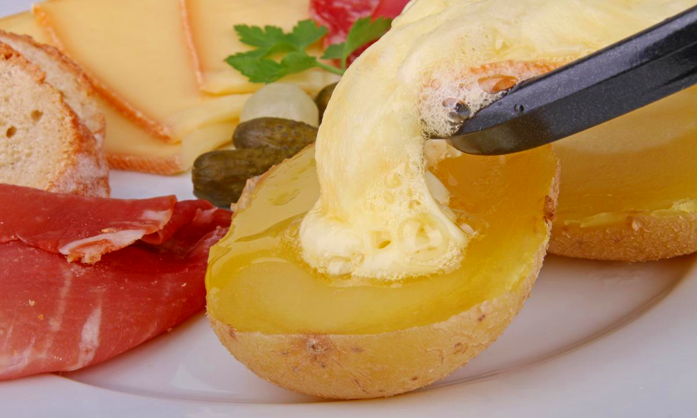Top 5 des innovations en matière de raclette (oui, oui)