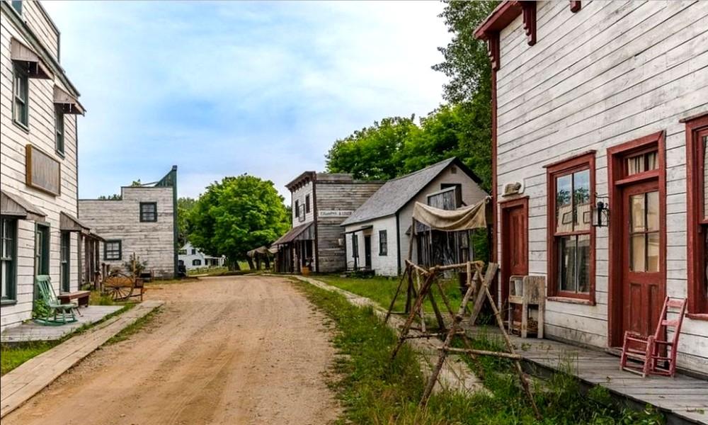 Pour le prix d'une maison, achetez un village !