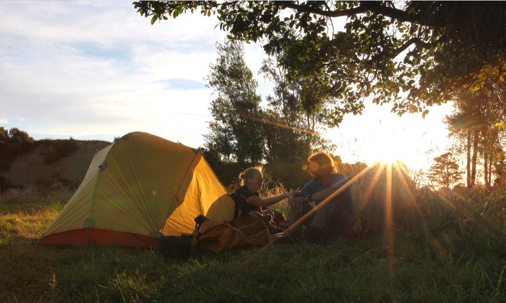 Troubles du sommeil ? Dormez dans une tente !