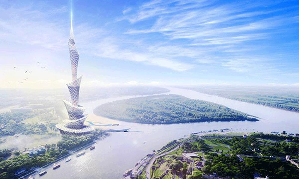 Dubaï veut imprimer ses gratte-ciels !