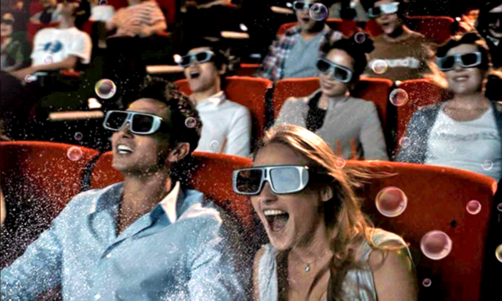 Le premier cinéma 4DX ouvre en France