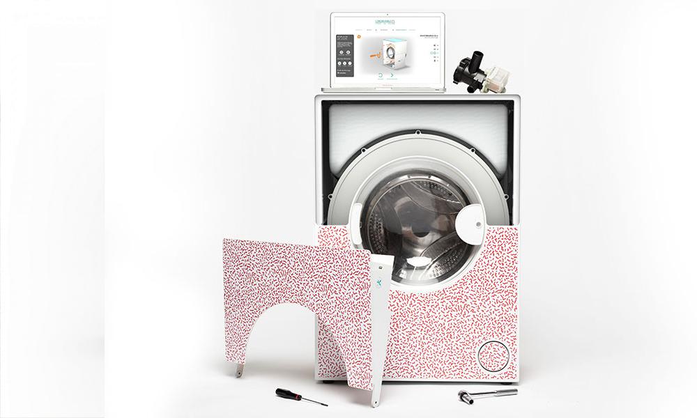 Montez votre lave-linge en kit vraiment durable