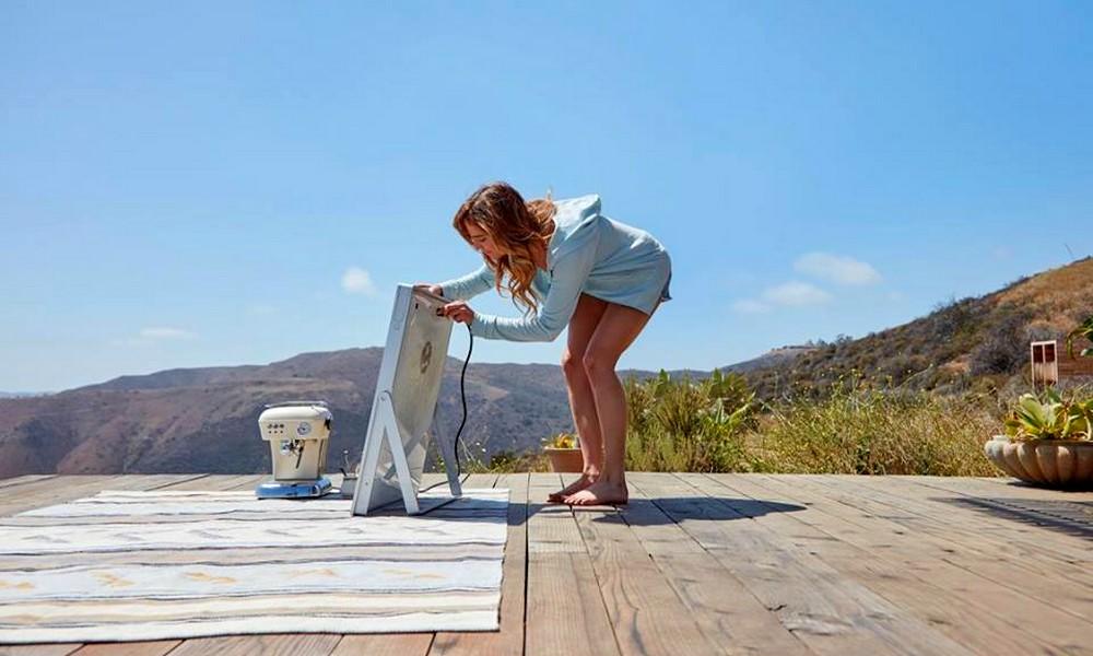Construisez vos panneaux solaires et chauffez-vous à l'oeil