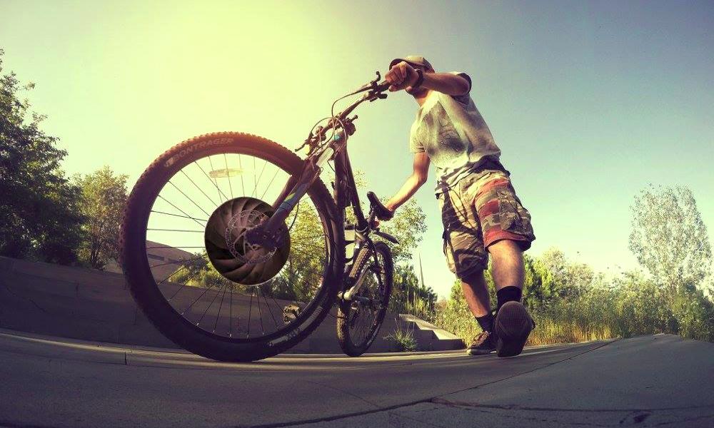 Transformez votre vieux vélo en électrique en 60 secondes chrono