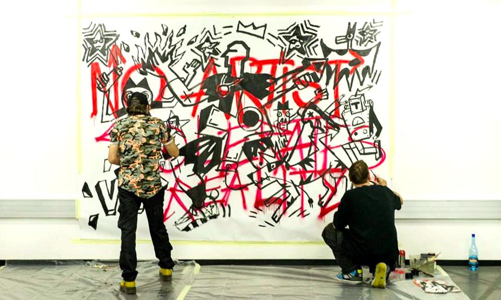 ART42: le premier musée du street art est à Paris