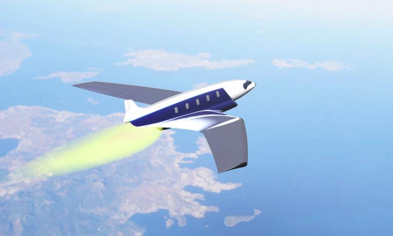 Amis jetsetteurs, voici l'avion qui va relier New York à Londres en 20 minutes