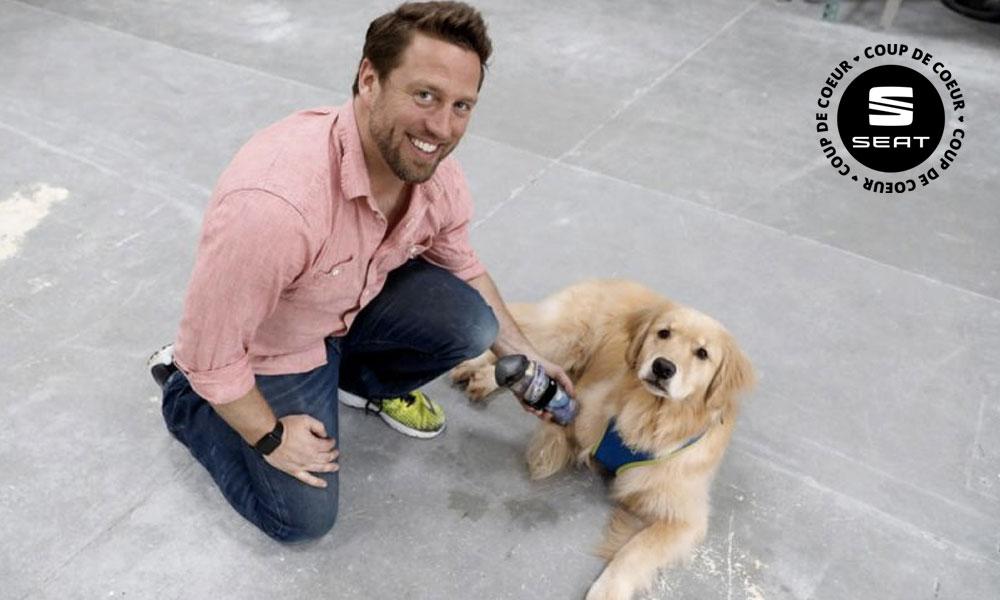 Il crée des prothèses pour les animaux grâce à l'impression 3D