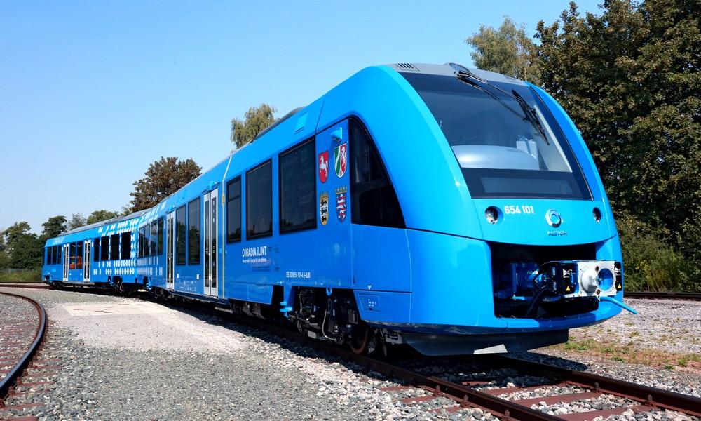 Le train le plus propre du monde est français !
