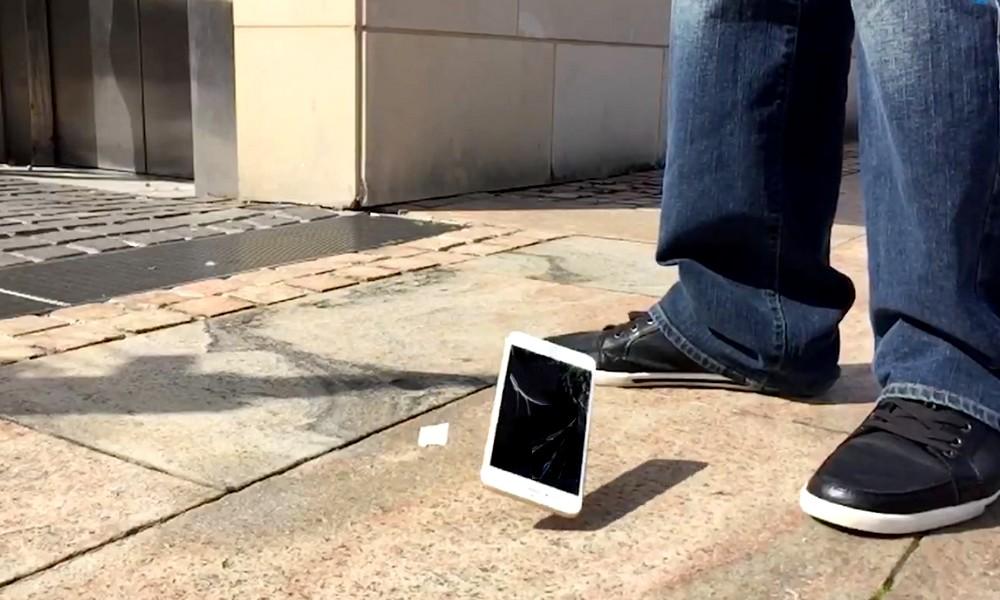 Laissez tomber, votre écran de portable va s'auto-réparer !