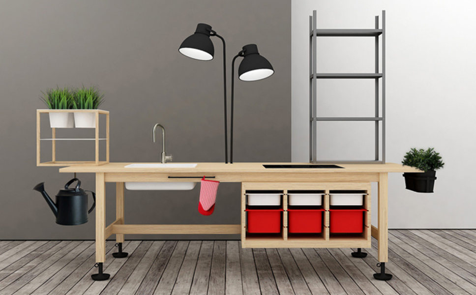 Créez des meubles originaux grâce au