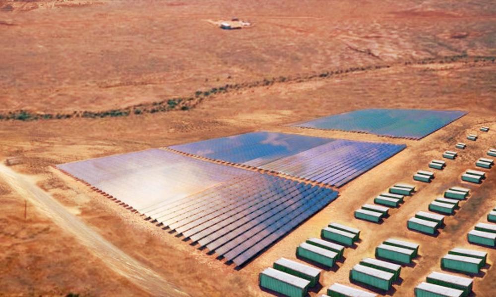 La plus grande ferme solaire du monde sera australienne