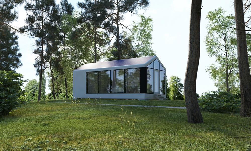 Une maison imprimée en huit heures pour 30000 euros