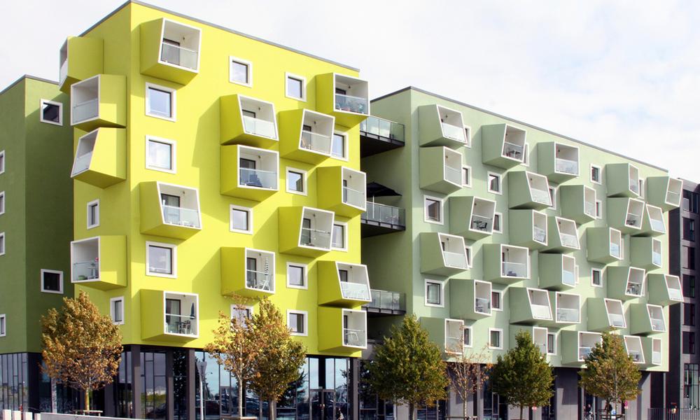 Cette résidence danoise va vous faire aimer les maisons de retraite !