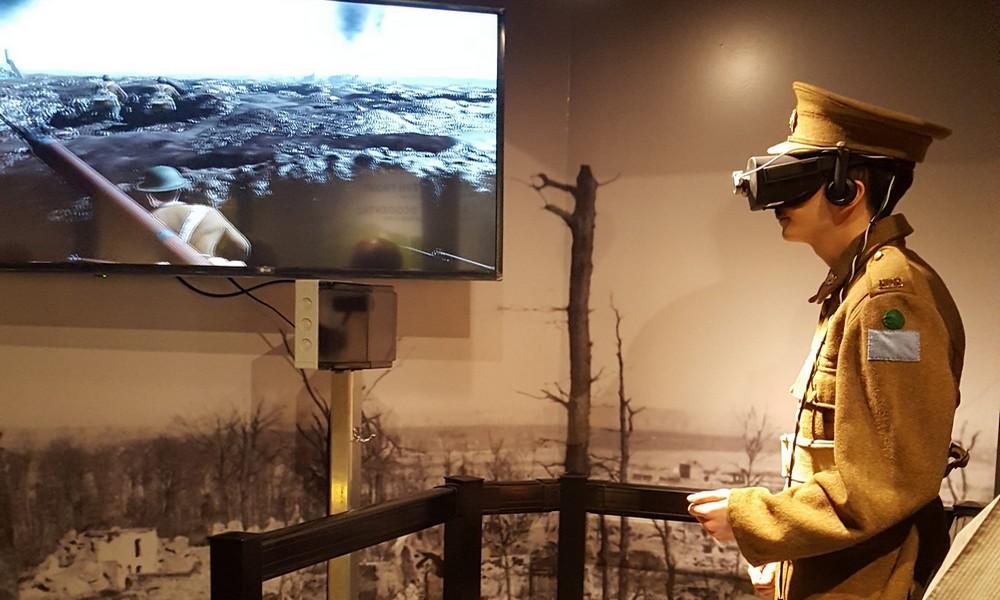Revivez les grandes batailles de l'histoire en réalité virtuelle