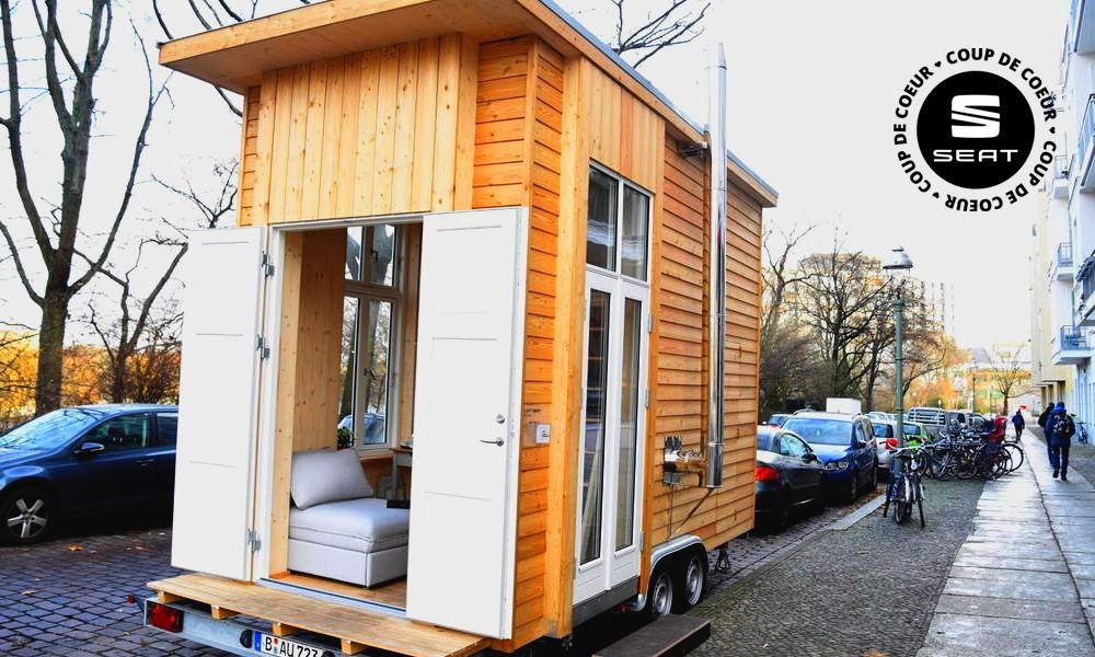 À Berlin, des petites maisons à 100 euros par mois