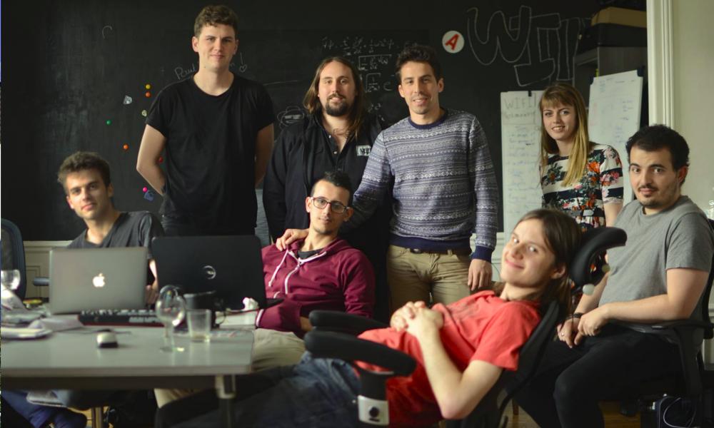 Vivez et bossez ensemble dans cette colocation pour startupers