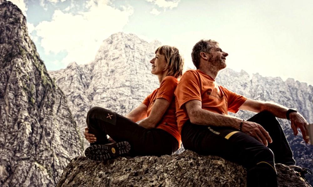 Un couple d'alpinistes a grimpé les plus hauts sommets du monde