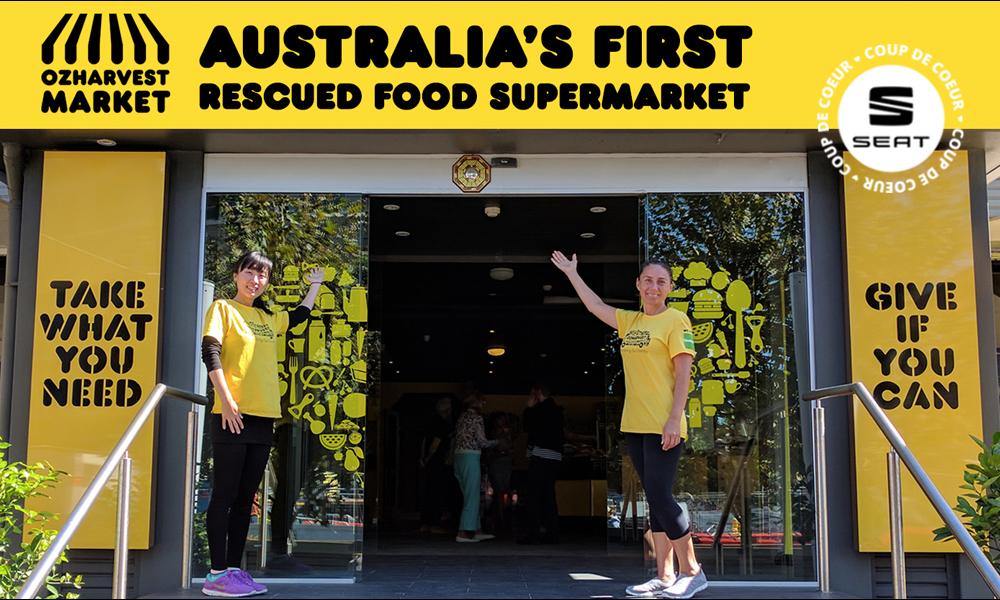 L'Australie inaugure un supermarché antigaspillage