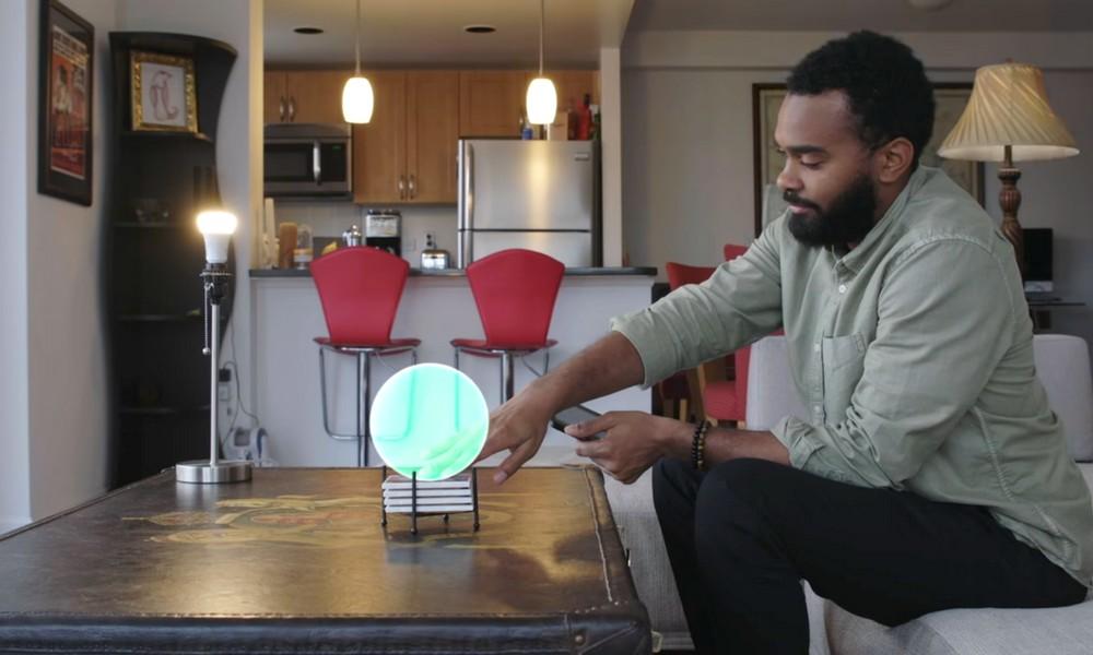 Contrôlez votre maison d'un simple geste, sans télécommande !