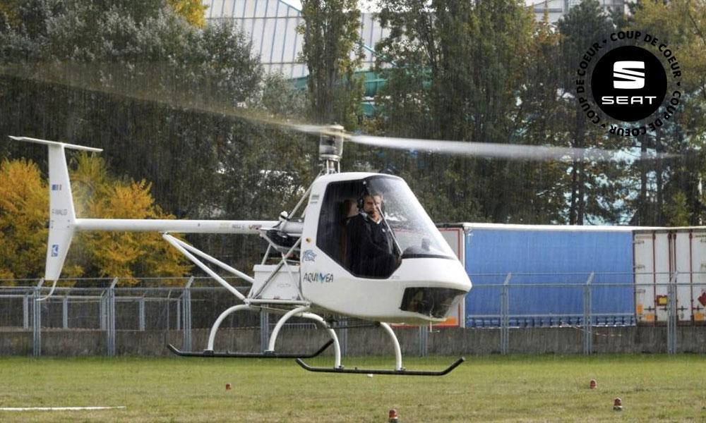 L'hélicoptère 100% électrique est français !