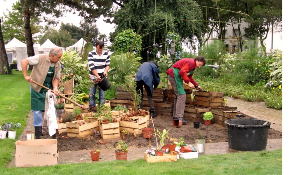 Tous jardiniers grâce à ce réseau de potagers à louer