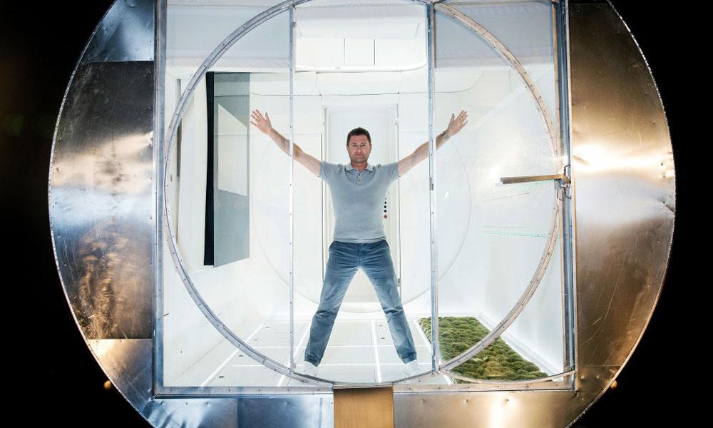 Quatre fois plus d'espace grâce à cette maison machine à laver