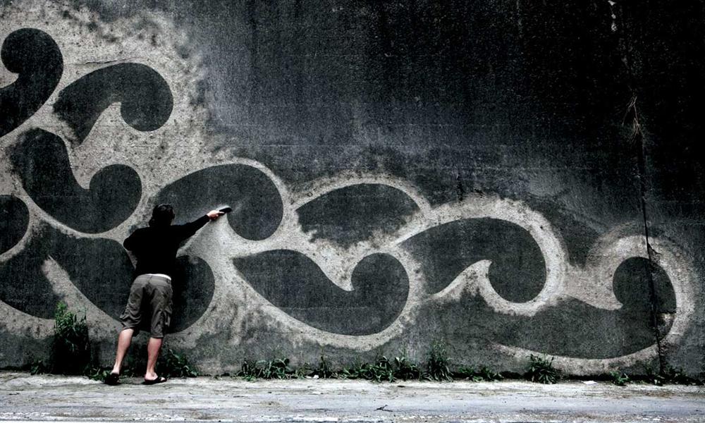 5 solutions pour se lancer dans le street art écolo