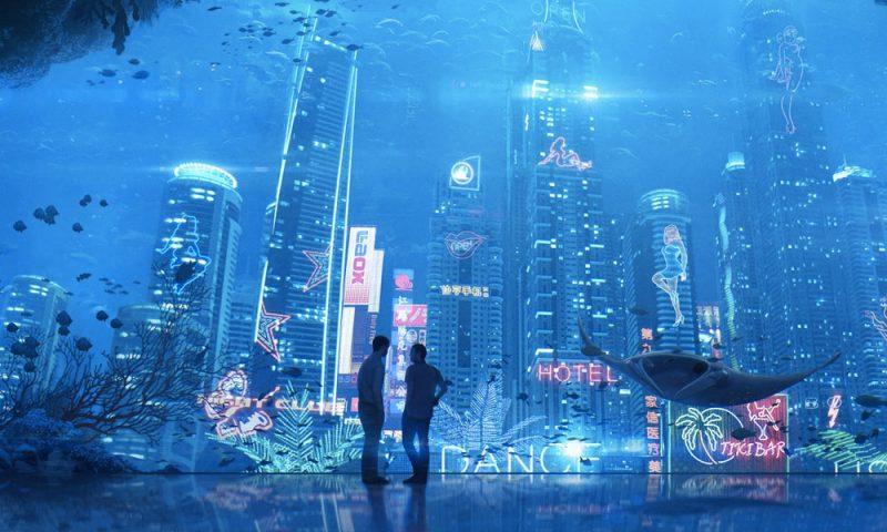 Des villes sous-marines? Retenez votre respiration, c'est prévu pour 2030