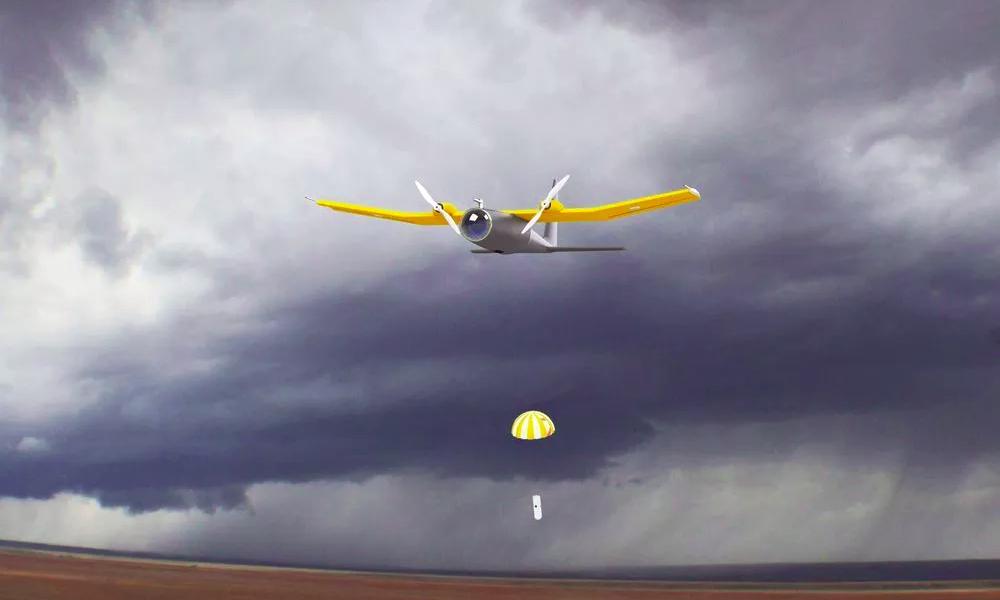 Ce drone plonge au cœur des tornades pour vous sauver