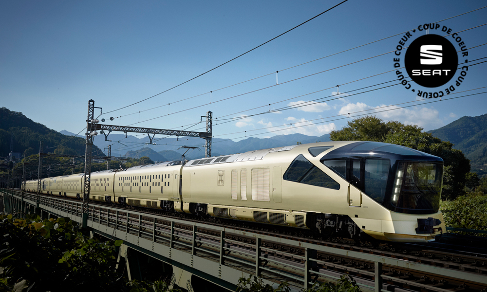 Le train le plus confortable au monde est japonais