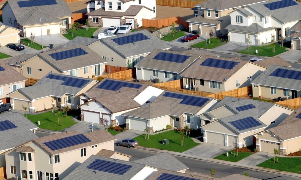 Partagez des panneaux solaires et dites oui au