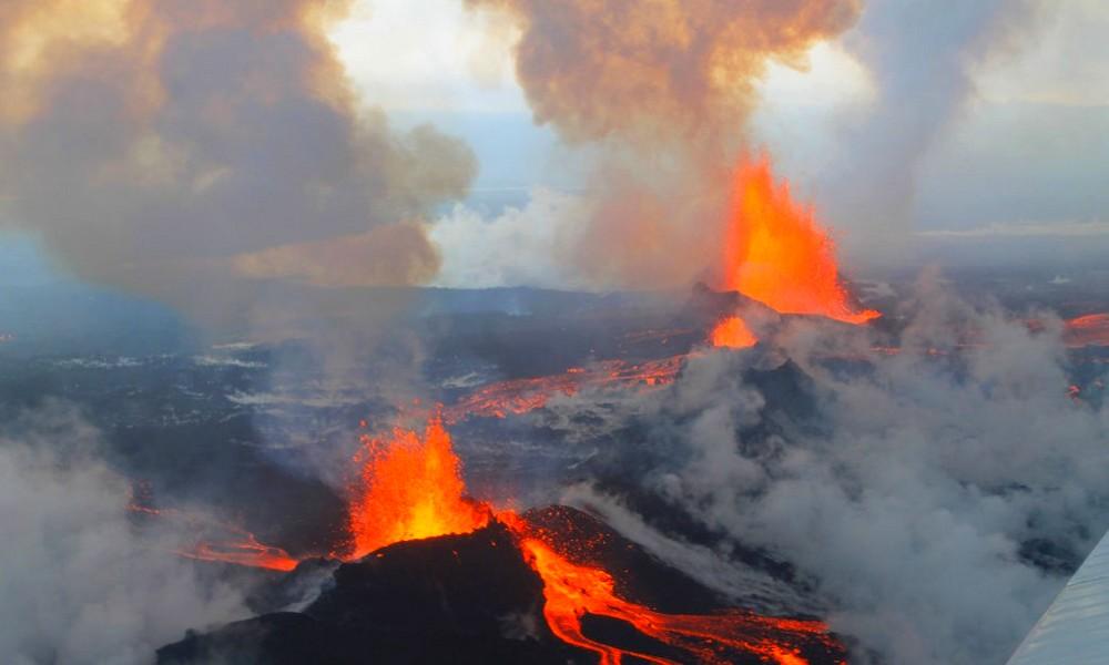 L'Islande veut produire de l'électricité avec ses volcans