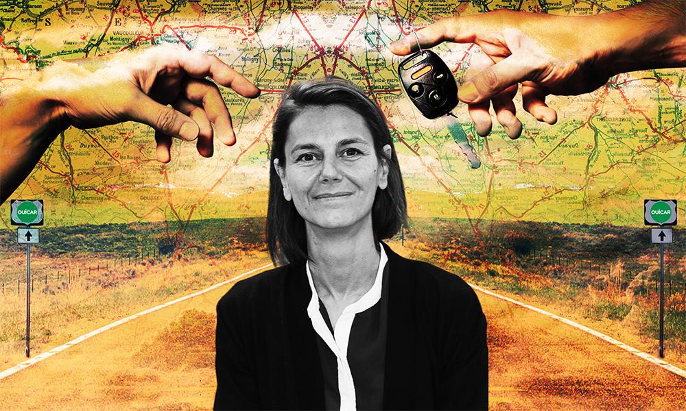 Marion Carrette : fondatrice de Zilok et OuiCar qui veut tout partager
