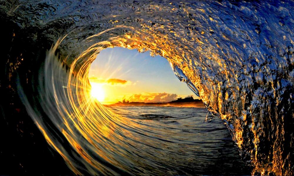 Capturer l'énergie des vagues pour produire de l'électricité