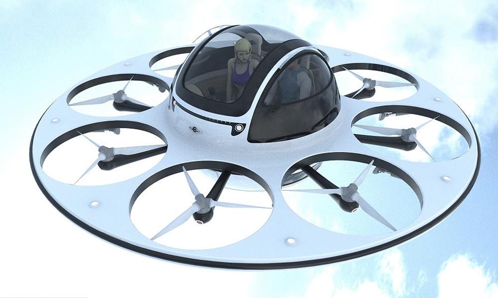 Extra! La première soucoupe volante pourrait bientôt décoller