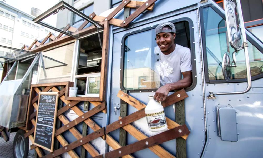 Ce food truck cache une école de management pour ex-détenus