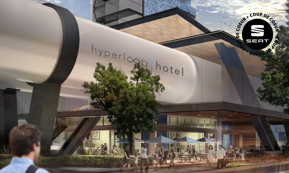 Qui veut voyager dans un hôtel à grande vitesse ?